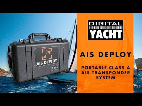 AIS Deploy - Portable Class A AIS Transponder System - Digital Yacht