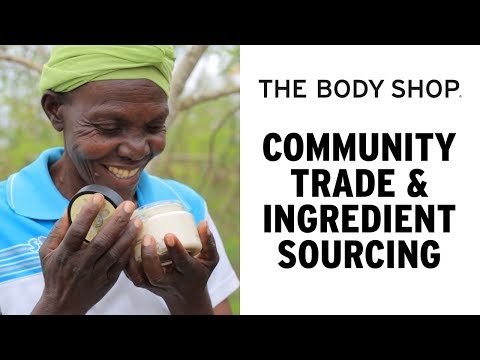 Sourcing Our Community Trade Moringa Oil – The Body Shop