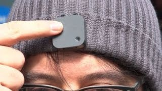 Narrative Clip: the always-on clip-on camera