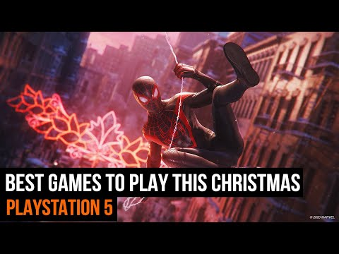 Best PS5 Games to Play this Christmas