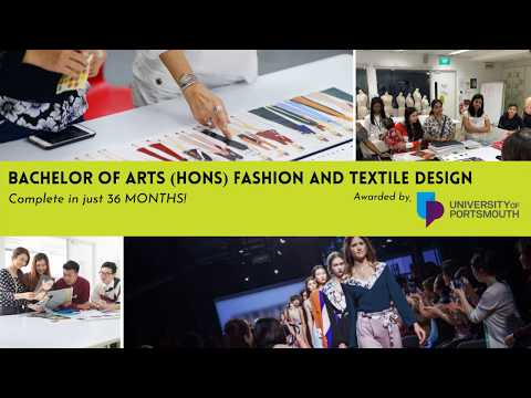 Make Your Mark in the Fashion World