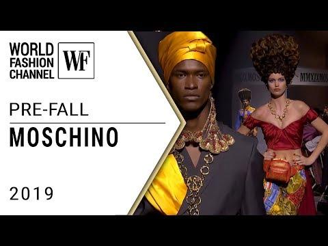 Moschino | Pre-fall 2019 | Rome