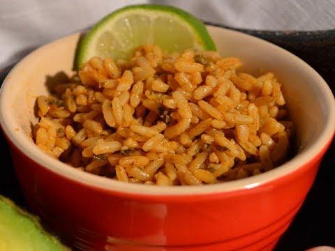 Chili Lime Rice Recipe