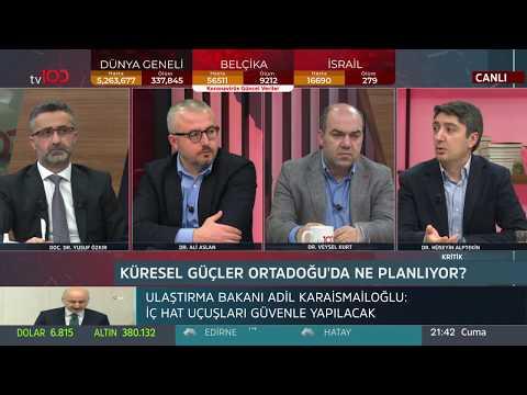 Doç. Dr. Yusuf Özkır ile Kritik | 22 Mayıs 2020