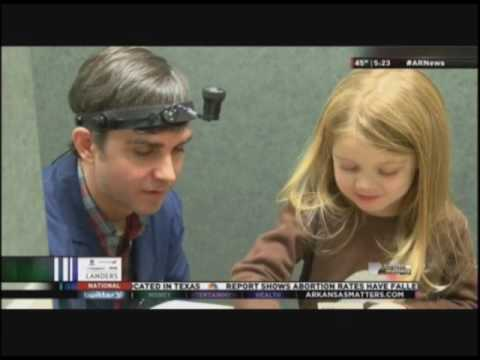 Dr. William Rolston Talks Ear Infections