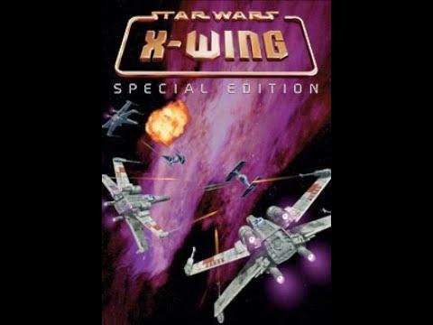 BITeLog 00FF.D: X-Wing (DOS) [B-WING] Pilot Proving Ground
