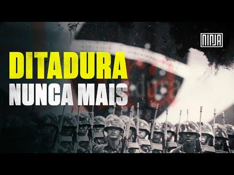 Não esquecer, para não repetir #DitaduraNuncaMais