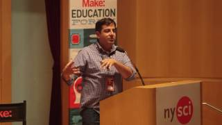 Maker Education Forum Closing Remarks: Rajiv Mongia