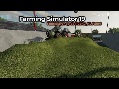 Farming Simulator 19 -- 29/10/2019