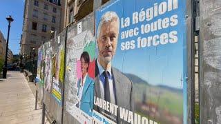 France : les élections régionales sont-elles un avant-goût de la présidentielle