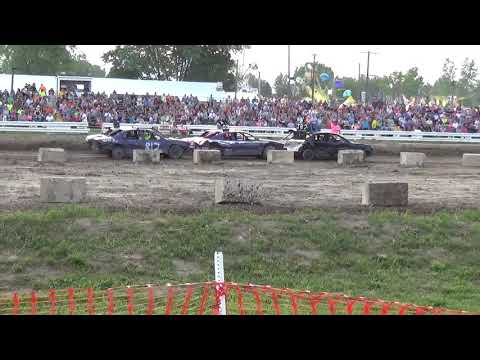 Arenac County fair 2018 Bump and Run (Modified) Heat 1 (8-4-2018)
