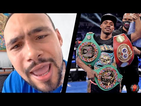 """KEITH THURMAN GOES IN ON ERROL SPENCE JR """"WHAT KINDA FIGHTER ARE YOU!"""""""