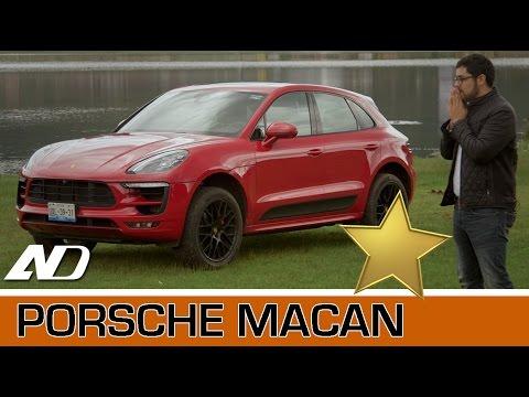 Porsche Macan - El único auto que necesitas