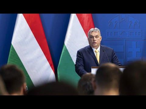 Viktor Orbán threatens new Europe grouping to rival 'weaker' EPP photo