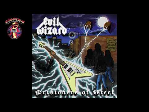 Evil Wizard - Prisioners of Steel [EP] (2021)
