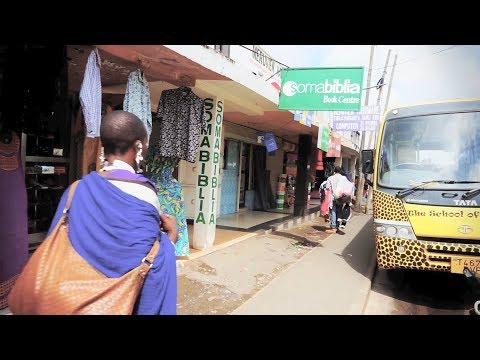 Litteraturarbejde i Tanzania