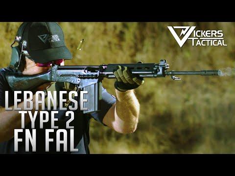 Lebanese Type-2 FN FAL