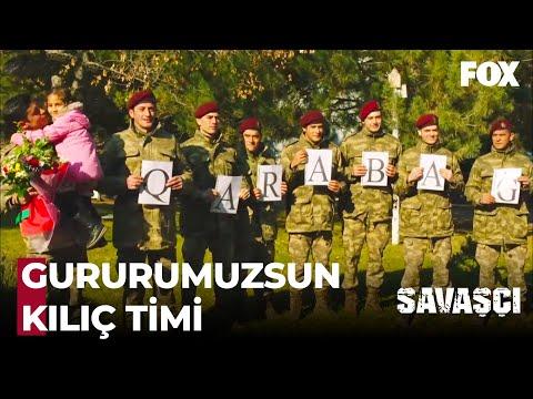 Türk ve Azeri Özel Timi Kardeşliği - Savaşçı 23. Bölüm