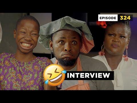 New Job Interview - Episode 324 (Mark Angel Comedy)