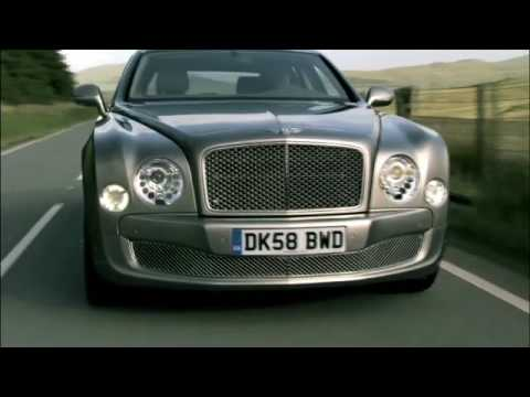 Bentley Mulsanne-Design to Reality