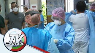 Ayuda para sa nagka-COVID-19 na health workers dapat maibigay sa Hunyo 9 | TV Patrol