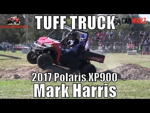 Mark Harris 2017 Polaris XP900 RZR First Round ATV Class Minto Tuff Truck Challenge 2018