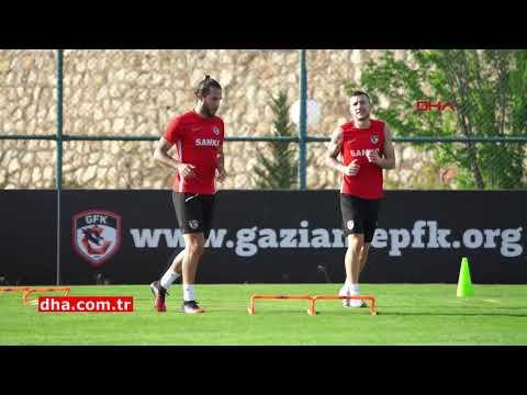 Gaziantep FK'da hazırlıklar sürüyor