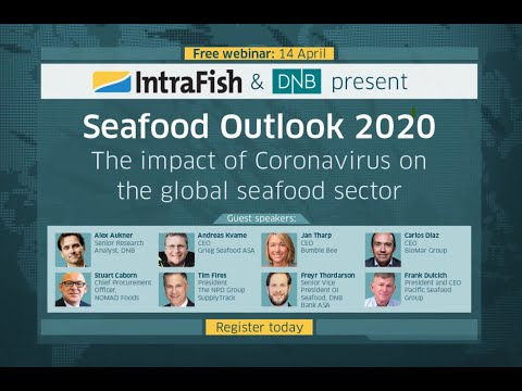 IntraFish Digital Events: Seafood Outlook 2020