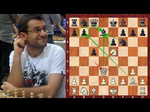 Subtle Chess Opening : Levon Aronian vs Sethuraman : Tradewise Gibraltar (2018) : English Opening