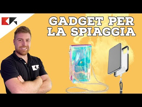 5 GADGET PER PORTARE LO SMARTPHONE IN SP …