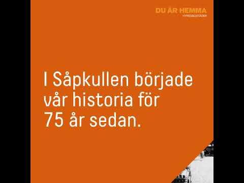 Vi firar 75 år!
