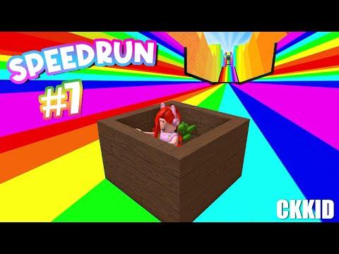 Escape-Rainbow-Slide-Obby-Spee