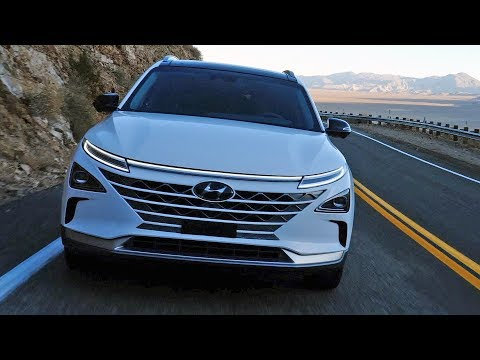 Hyundai Nexo (2019) Fuel Cell SUV ? Is this the Future""