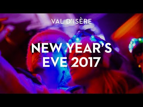 Carnaval - Val d'Isère - New Year's Eve 2017