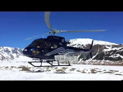 Tordrillo Mountain Lodge: How to Speak Heli
