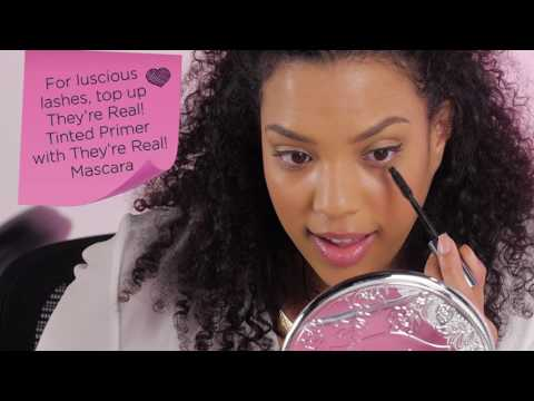 debenhams.com & Debenhams Voucher Code video: Get the Look: Desk To Date Valentine's Day Make up Look