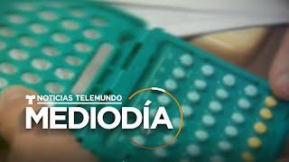 Empresas podrán negar anticonceptivos por razones religiosas   Noticias Telemundo