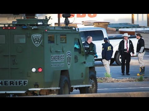 BREAKING: Suspected Austin Bomber Blows Himself Up