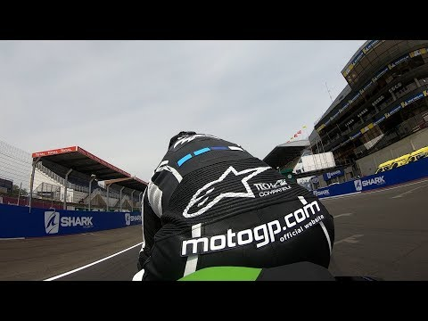 A lap of Le Mans with Simon Crafar and GoPro?