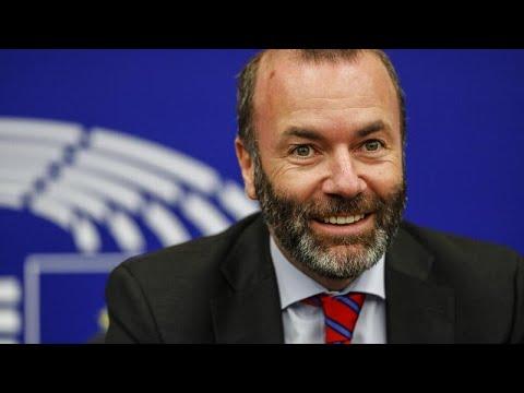 """Manfred Weber: """"muchos populistas en Europa han perdido a su héroe"""" con la derrota de Trump"""