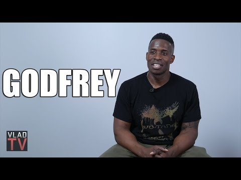 Godfrey Weighs in on Drake and Pusha T Beef (Part 2)