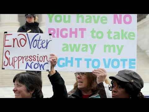 Does Russiagate Concern Weaken an Ambitious Voting Rights Platform?