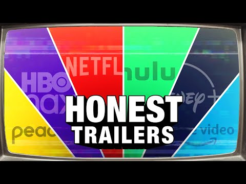 Honest Trailers | Every Streaming Service