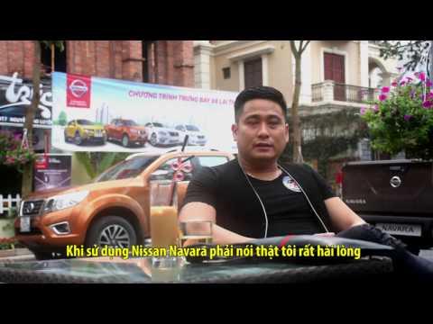 Điều khiến diễn viên Minh Tiệp ấn tượng nhất về Nissan Navara