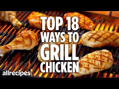 Top 18 Ways to Grill Chicken | Allrecipes.com