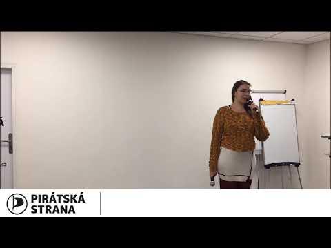 Krajská schůze Piráti Praha 7.11.2019