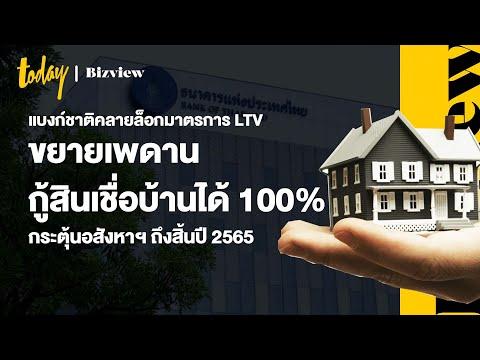 แบงก์ชาติคลายล็อกมาตรการ-LTV-ข