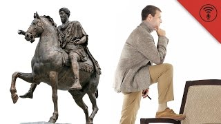 Can You Tell If A Dude Was Killed In Battle By His Horse Statue? | Don't Be Dumb