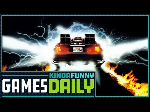 connectYoutube - An Indie Back to the Future Game?! - Kinda Funny Games Daily 03.21.18