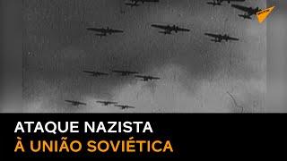 80 anos da invasão nazista da URSS